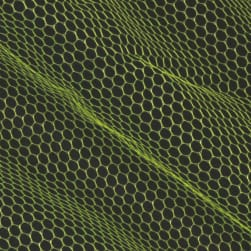 Nylon Netting Citrus Green