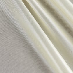 Two Tone Taffeta Ivory Fabric