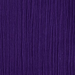 Island Breeze Gauze Purple Fabric