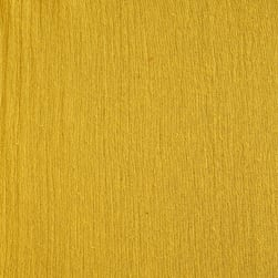 Island Breeze Gauze Yellow Fabric