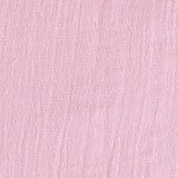 Island Breeze Gauze Pink Fabric
