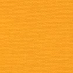 9.3 oz. Canvas Duck Yellow Fabric