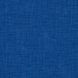 Quilter's Linen Print Royal Fabric