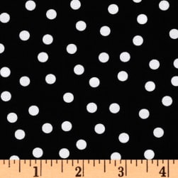Remix Polka Dots Black