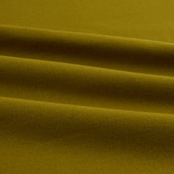 Kaufman Flannel Solid Olive Fabric
