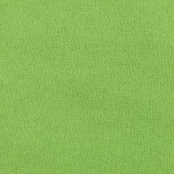 Kaufman Flannel Solid Lime Fabric