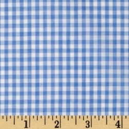 Width Width 1/8'' Gingham Check Blue