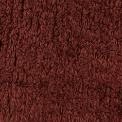 10 Ounce Chenille Brown Fabric