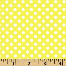 Spot On Mini Dots Yellow