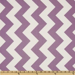 Riley Blake Chevron Large Lavender