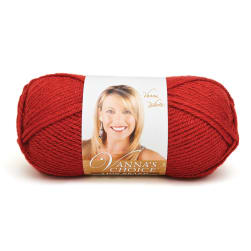 Lion Brand Vanna's Choice Yarn (133) Brick