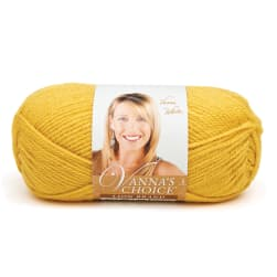 Lion Brand Vanna's Choice Yarn (158) Mustard