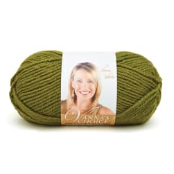 Lion Brand Vanna's Choice Yarn (174) Olive