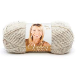 Lion Brand Vanna's Choice Yarn Wheat (402)