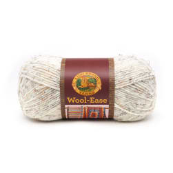 Lion Brand Wool-Ease Yarn (402) Wheat