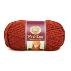 Lion Brand Wool-Ease Thick & Quick Yarn (135) Spice