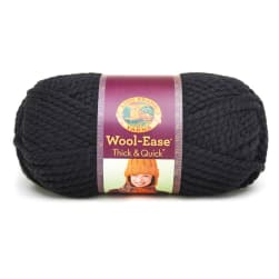 Lion Brand Wool-Ease Thick & Quick Yarn (153)