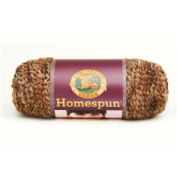 Lion Brand Homespun Yarn (381) Barley