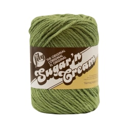 Lily Sugar 'n Cream Yarn Solid (00084) Sage Green