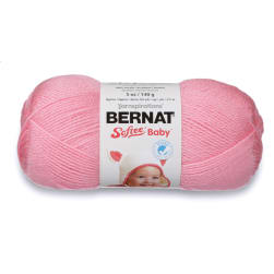 Bernat Softee Baby Yarn (30205) Prettiest Pink