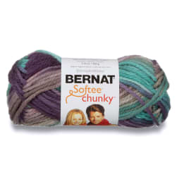 Bernat Softee Chunky Yarn (29121) Shadow