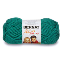 Bernat Softee Chunky Yarn (28200) Emerald