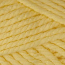 Bernat Softee Chunky Yarn (28614) Baby Yellow