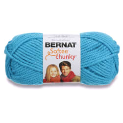 Bernat Softee Chunky Yarn (28742) Ultra Blue