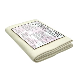 Quilters Dream Natural Cotton Select Batting (60'' x 60'') Throw