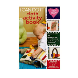 Sew Baby I Can Do It Activity Book Pattern