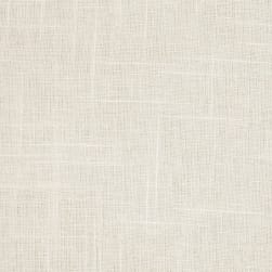Diversitex Whitney Linen/Rayon White Fabric