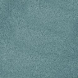 Doux Cotton Velvet Colonial Blue Fabric