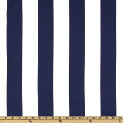 Swavelle/Mill Creek Indoor/Outdoor Finnigan Stripe Indigo