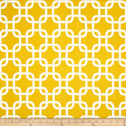 Premier Prints Gotcha Twill Corn Yellow Fabric