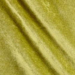 Antique Velvet Olive Green