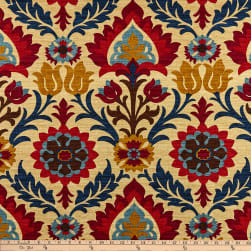 Waverly Santa Maria Gem Fabric