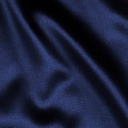 Telio Tahari Stretch Satin Navy