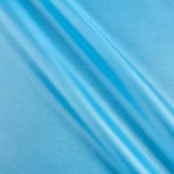 Polyester Lining Turquoise Fabric