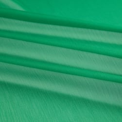 Two Tone Chiffon Flag Green