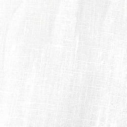 European 100% Linen White Fabric