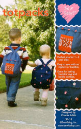 SewBaby! Totpacks Pattern