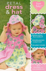 SewBaby! Petal Dress Pattern