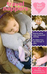 SewBaby! Easy Travel Nappers Pillows Pattern