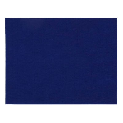 "Friendly Felt 9"" x 12"" Craft Cut Royal Blue"