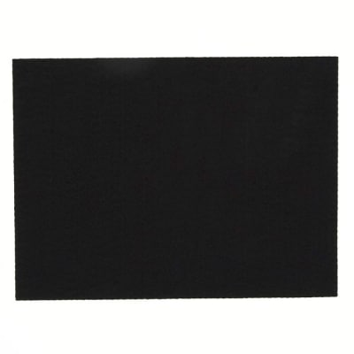 "Friendly Felt 9"" x 12"" Craft Cut Black"