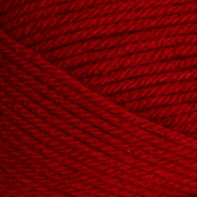 Deborah Norville Everyday Solid Yarn 07 Really Red