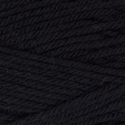 Deborah Norville Everyday Solid Yarn 12 Black