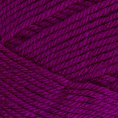 Deborah Norville Everyday Solid Yarn 39 Bright Violet