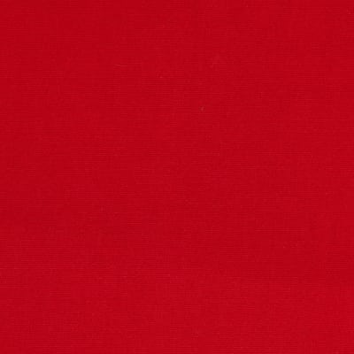 Cotton Twill Red