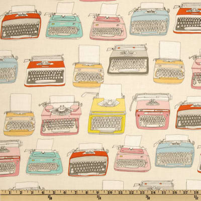Type Retro Typewriters Cream